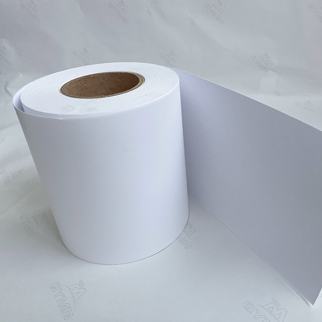 76mm Blank Fabric Labels
